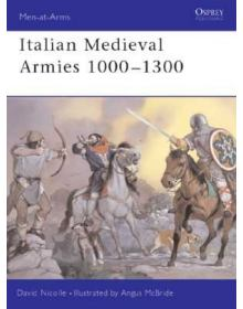 Italian Medieval Armies 1000–1300, Men at Arms No 376