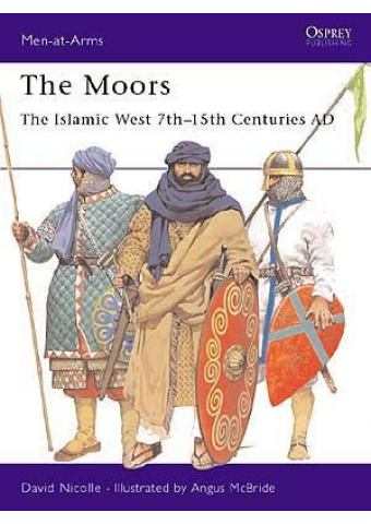 The Moors, Men at Arms No 348