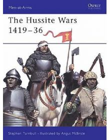 The Hussite Wars 1419–36, Men at Arms 409