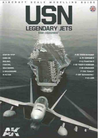 USN Legendary Jets, AK Interactive