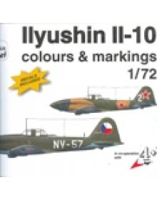 ILYUSHIN Il-10 COLOURS & MARKINGS 1/72