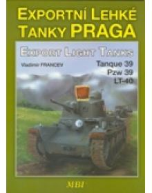 Praga Export Light Tanks, MBI