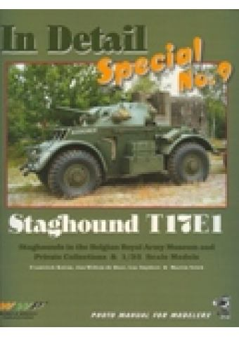 Staghound T17E1 in Detail, WWP