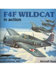 F4F WILDCAT IN ACTION
