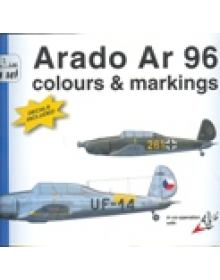 ARADO Ar 96 COLOURS & MARKINGS 1/72