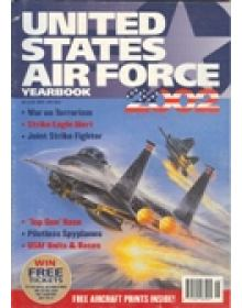 UNITED STATES AIR FORCE YEARBOOKS