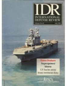 INTERNATIONAL DEFENCE REVIEW