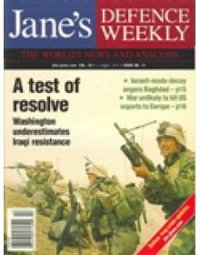 JANE'S DEFENCE WEEKLY