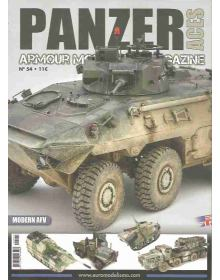 Panzer Aces No 54