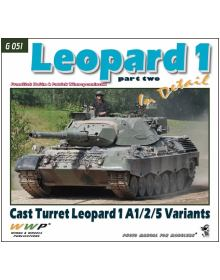Leopard 1 in Detail part 2, WWP