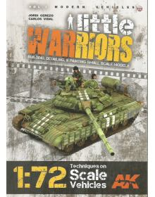 Little Warriors Vol. I, AK Interactive