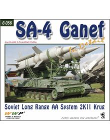 SA-4 Ganef in Detail, WWP