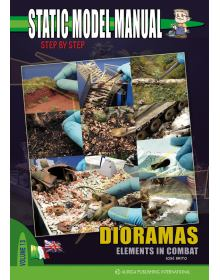 Dioramas - Elements in Combat, Static Model Manual Vol. 13, Auriga