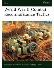 World War II Combat Reconnaissance Tactics, Elite No 156, Osprey