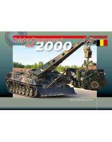 Belgian Bergepanzer 2 and 2000, Trackpad
