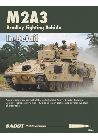 M2A3 Bradley in Detail - Volume 2, Sabot