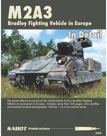 M2A3 Bradley in Detail - Volume 1, Sabot
