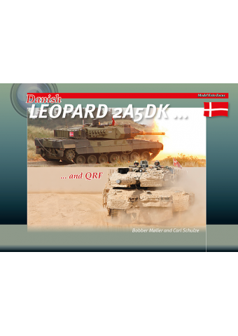 Leopard 2A5DK and QRF, Trackpad