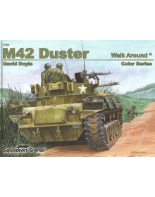 M42 Duster Walk Around, Squadron