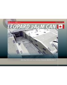 Leopard 2A4M CAN, Trackpad