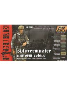 Splittermuster Uniform Colors, AK Interactive