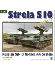 Strela S10 in Detail, WWP