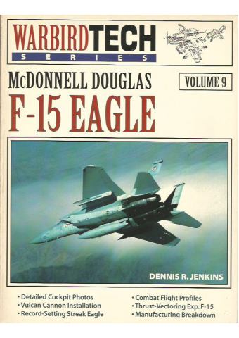 F-15 Eagle, Warbird Tech Volume 9