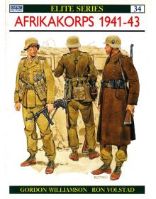 Afrikakorps 1941–43, Elite No 34