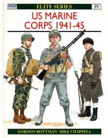 US Marine Corps 1941–45, Elite No 59, Osprey