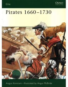 Pirates 1660–1730, Elite No 67, Osprey