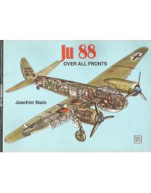 Ju 88 Over All Fronts, Schiffer