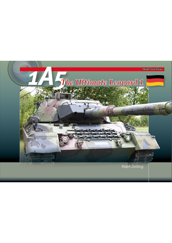 1A5 - The Ultimate Leopard 1, Trackpad