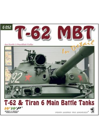 T-62 MBT in Detail, WWP