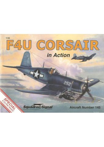 F4U Corsair in Action, Squadron/Signal