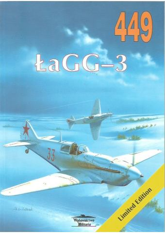 LaGG-3, Wydawnictwo Militaria 449
