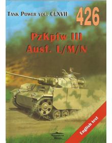 Pzkpfw III Ausf. L/M/N, Wydawnictwo Militaria 426