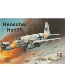 Henschel Hs 129, Wydawnictwo Militaria 10