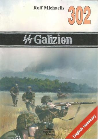 SS-Galizien, Wydawnictwo Militaria 302