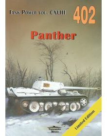 Panther, Wydawnictwo Militaria 402