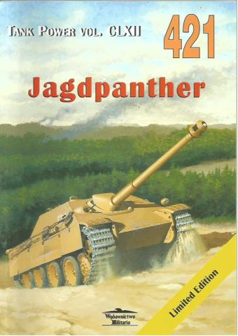 Jagdpanther, Wydawnictwo Militaria 421