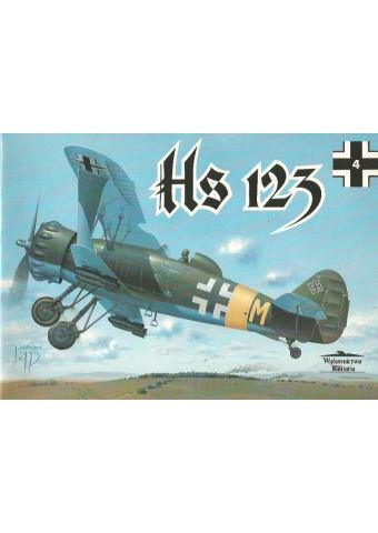 Hs 123, Wydawnictwo Militaria 4