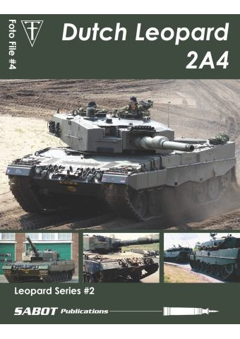 Dutch Leopard 2A4, Foto File 4, Sabot