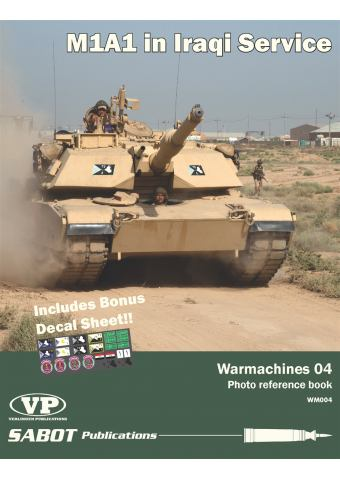 M1A1 in Iraqi Service, Warmachines 4, Sabot