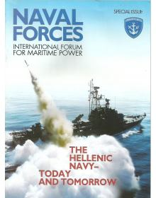 NAVAL FORCES Special issue 2004: THE HELLENIC NAVY - TODAY AND TOMORROW