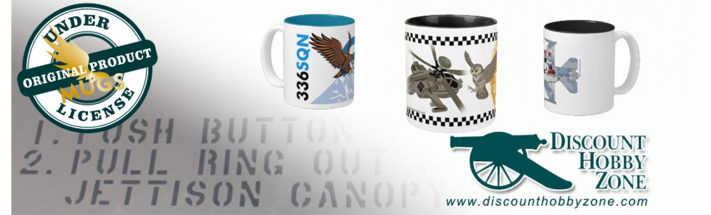 MUGS BY AVIATION PROJECT