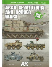 Arab Revolutions and Border Wars, AK Interactive