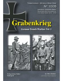Grabenkrieg - Volume 1,  World War One No 1005, Tankograd