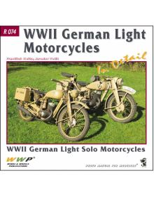 WWII German Light Motorcycles in Detail, WWP