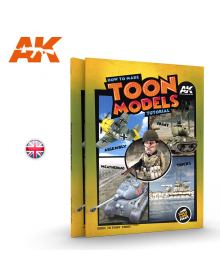 How to Make Toon Models Tutorial, AK Interactive