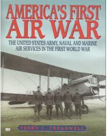 America's First Air War, Terry C. Treadwell
